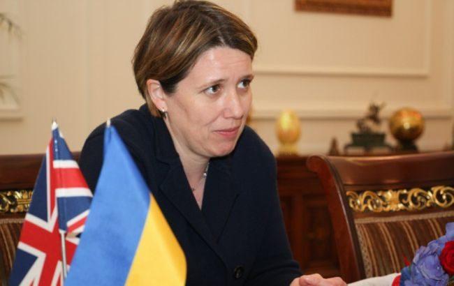 Посол Англии: Лондону следует облегчить визовый режим с государством Украина