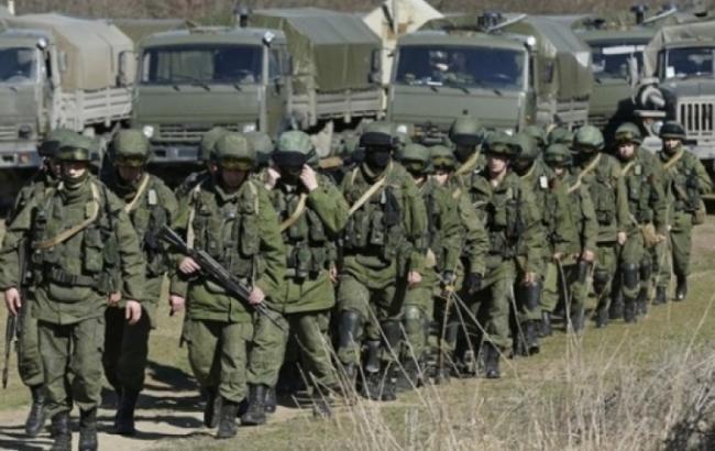 Агентура: НаДонбассе у русских военных забирают документы