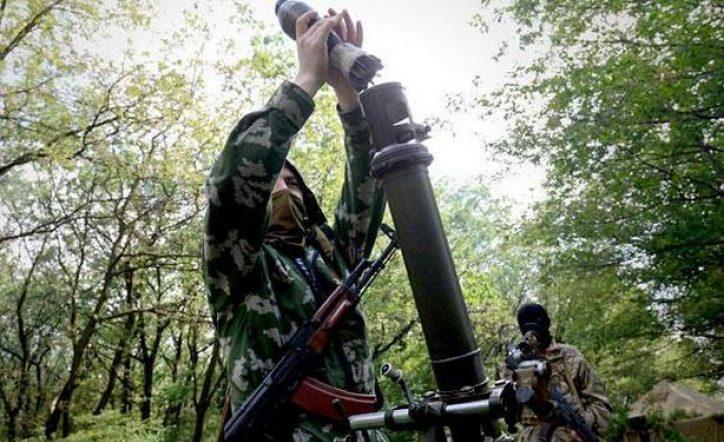 Штаб АТО: Засегодня потерь среди ВСУ наДонбассе нет