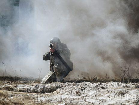 АТО: Боевики обстреливают позиции ВСУ изминометов