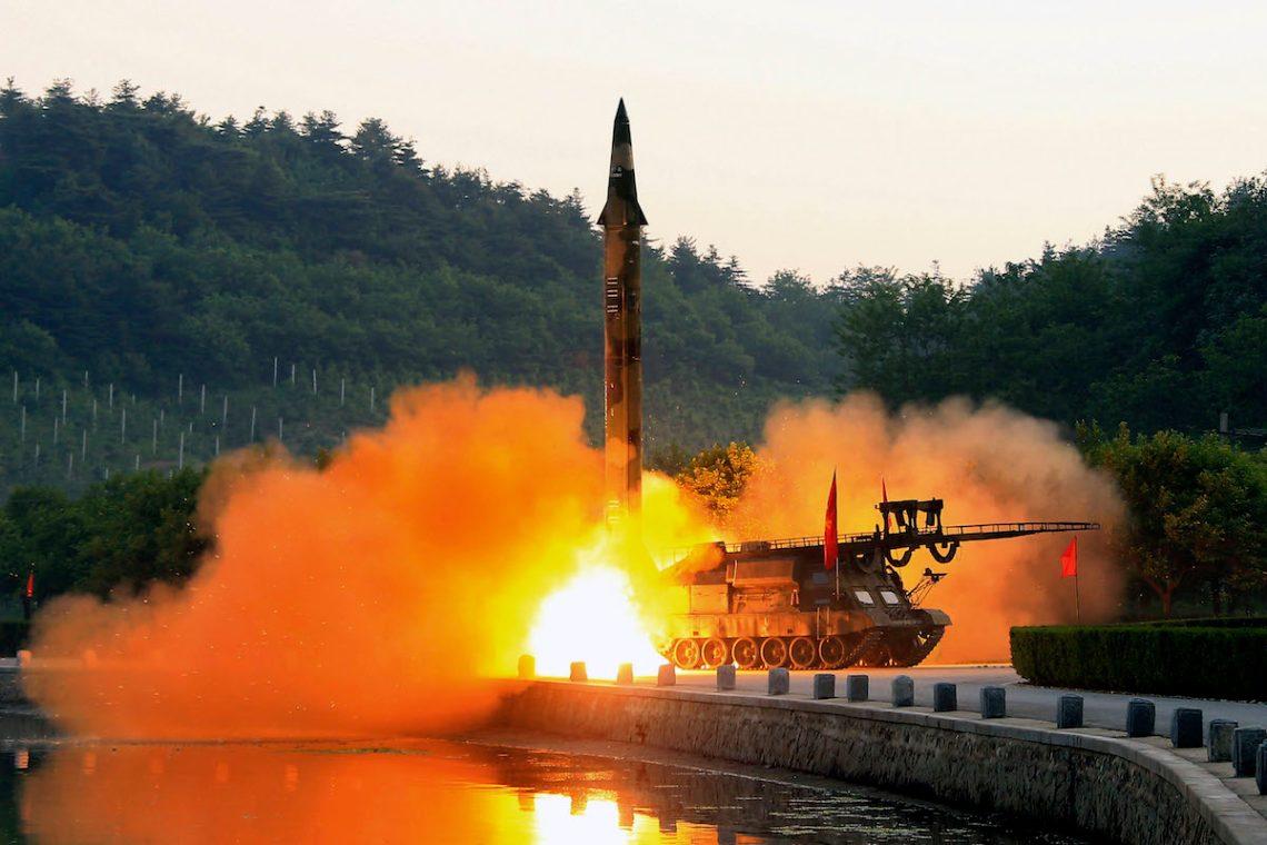 РФ выступила против санкций вотношении КНДР