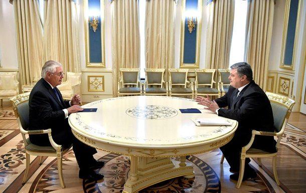 Порошенко анонсировал телефонные переговоры лидеров стран «нормандской четверки»