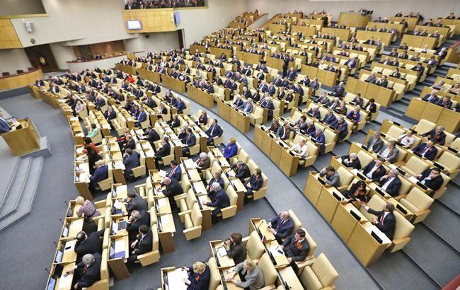 ВРФ хотят ввести «публичное отречение отгражданства Украины»