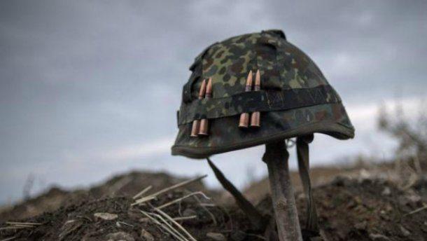 Умер раненный уЗайцево украинский военный