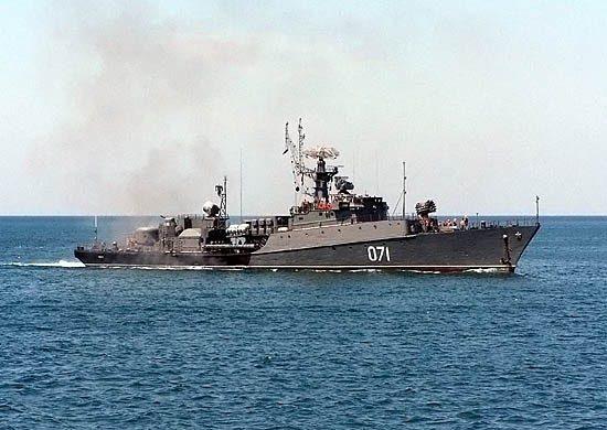ВКрыму потревоге поднят Черноморский флот