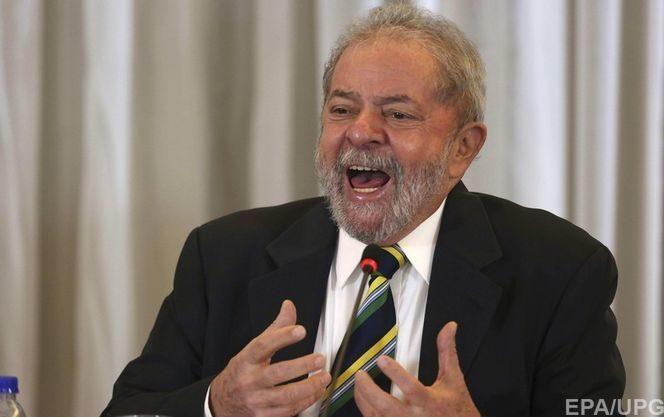 Экс-президент Бразилии заплатит штраф вобъеме  670 тыс.  реалов