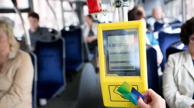 ВКиеве введут единый электронный билет для всех видов транспорта