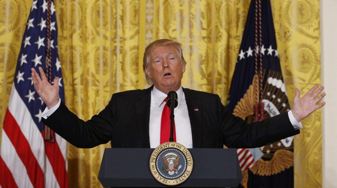 Двоє американських конгресменів внесли акт про імпічмент Трампа