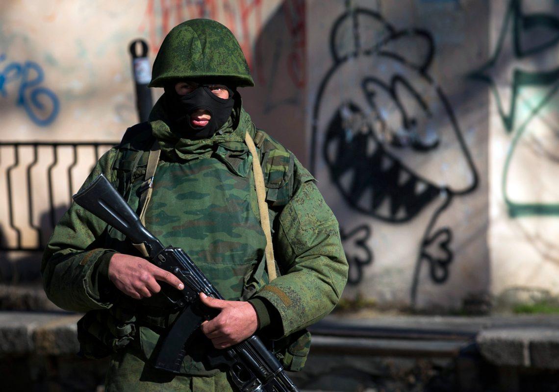Финляндия запретила на собственной  территории военные группы без опознавательных знаков