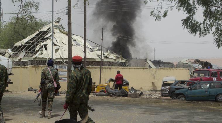 Водной измечетей Нигерии произошел взрыв, необошлось без жертв