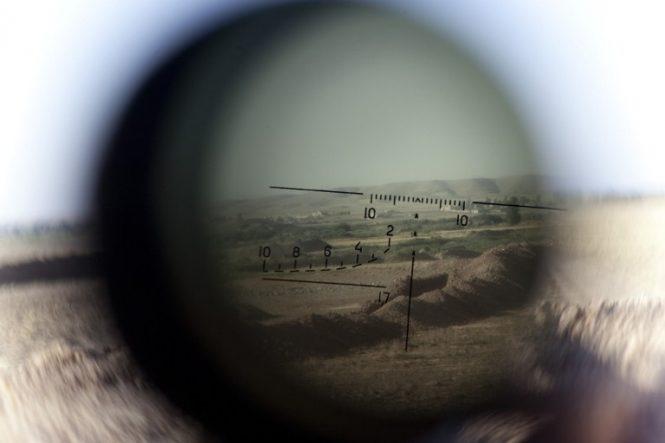 Кроме тренировок по выявлению мин и оказанию первой помощи в боевых условиях британские инструкторы будут обучать украинских военных бор