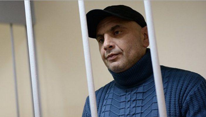 «Крымского диверсанта» Захтея лишили гражданства Российской Федерации ,