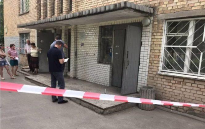 ВКиеве около торгового центра человека расстреляли изавтомата— обычная Украина