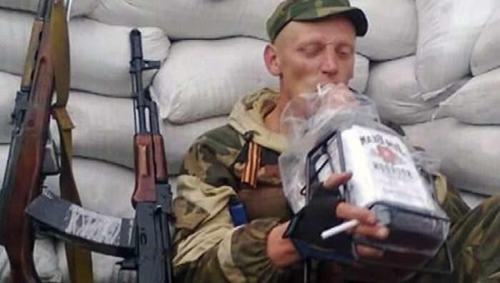 Четверо нетрезвых боевиков открыли стрельбу вМакеевке— агентура
