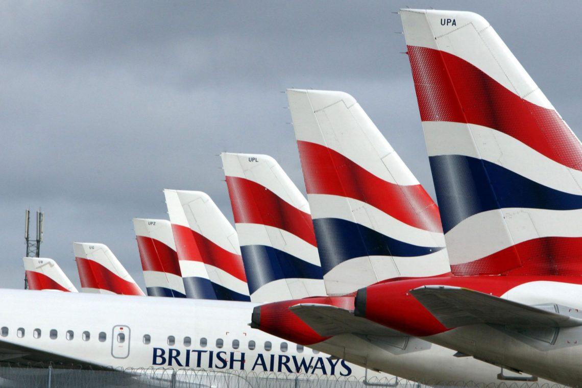 British Airways закрыла кабинеты в Российской Федерации