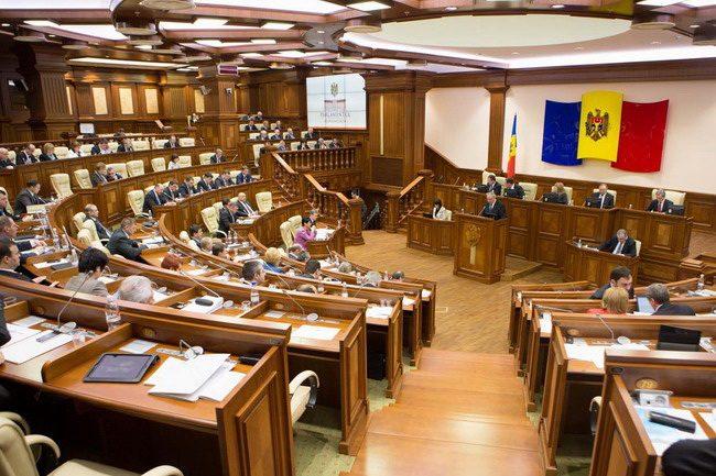 Молдавский парламент потребовал вывести русских военных изПриднестровья