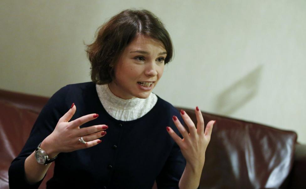 Дочка Нємцова оскаржить вирок усправі її батька
