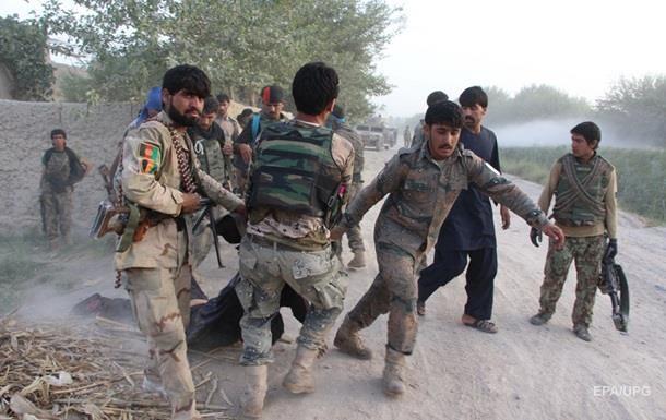 ВПС США вибачилися зате, щорозбомбили табір афганської урядової армії