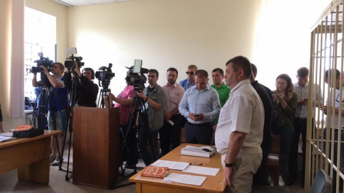 Апелляционный суд столицы сегодня рассмотрит жалобу адвокатов на меру пресечения для директора ЛБТЗ Романа Тимкива.