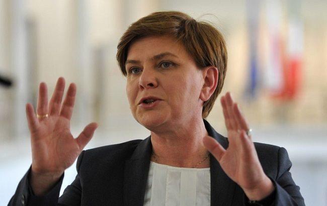 Польша расценила как шантаж объявление Еврокомиссии осанкциях из-за судебной реформы