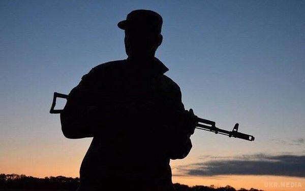 Запрошедшие сутки взоне АТО умер военнослужащий