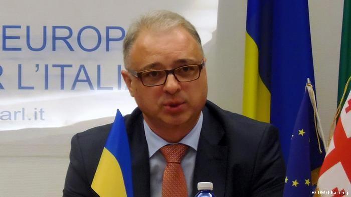 ВМИД Украины прокомментировали слова итальянского посла в Российской Федерации оКрыме