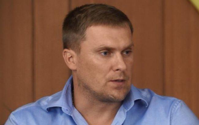 Помічник Трояна і представник Азова затримані нахабарі - Луценко