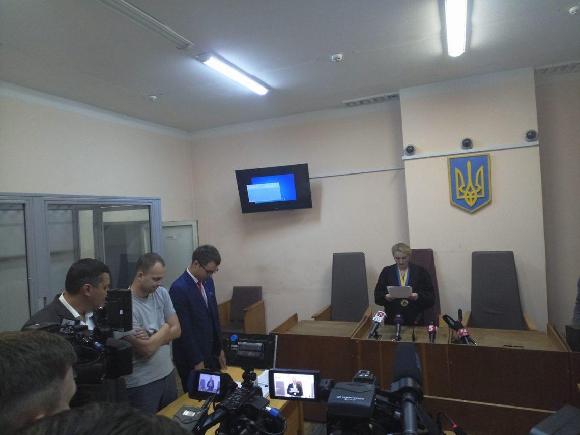 ВХмельницком «бабушкин прокурор» Сус получил браслет слежения