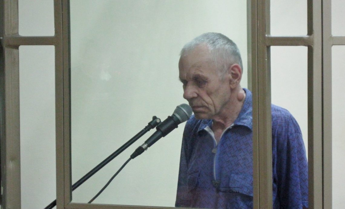 Украинского шахтера-подрывника отправили втюрьму в РФ заподготовку теракта
