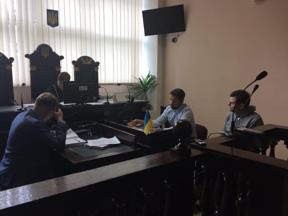 Один из коллегии судей Апелляционного суда Львовской области, который рассматривал жалобу адвоката Валерия Постного, не был против его ареста.