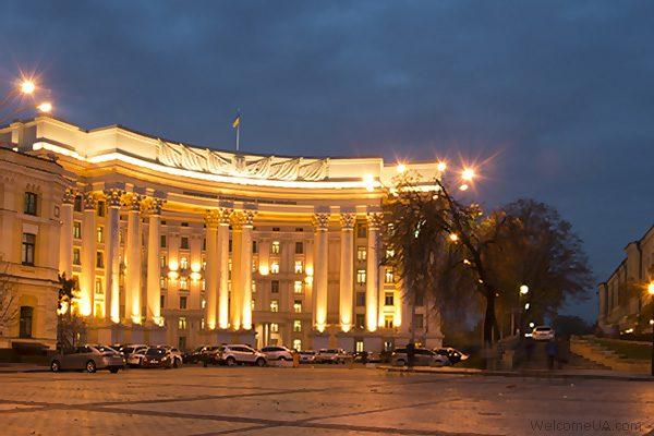 МИД Украины отчиталРФ из-за нетрезвого русского дипломата