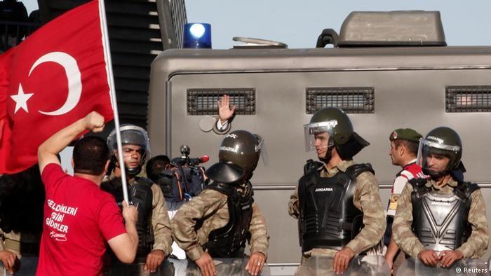 Путч вТурции: начался суд над практически 500 подозреваемыми