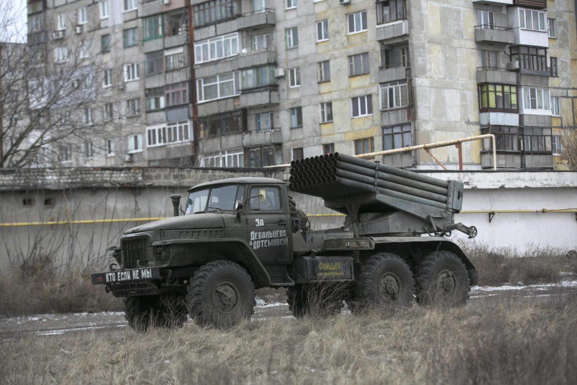 Боевики активизировались наДонбассе: среди бойцов АТО имеется погибший и большое количество  раненых