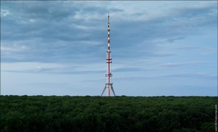РФ планирует построить телевышку вКрыму, чтобы глушить телевидение с Украинского государства