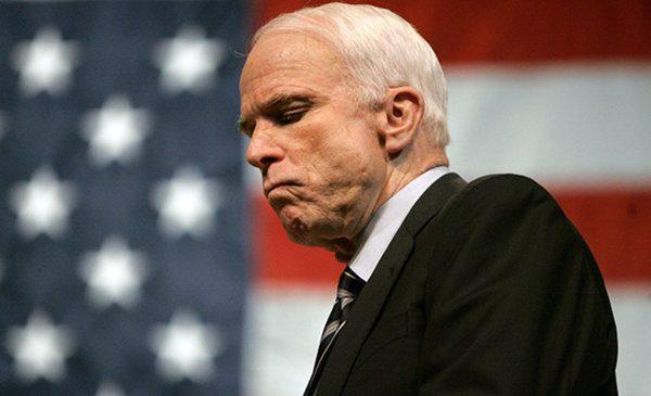 Сенатор Маккейн: РФ неявляется другом для свободного мира