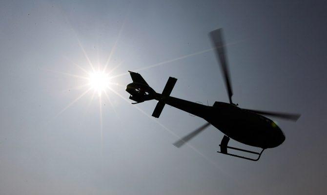 Навоенной базе вИзраиле разбился вертолет, есть погибшие