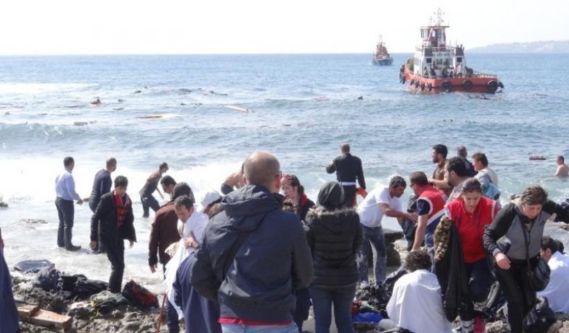 СтраныЕС начали возвращать мигрантов вГрецию