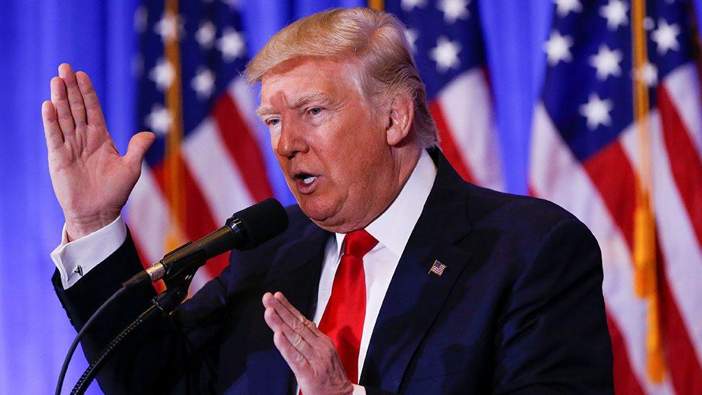 Трамп пообіцяв відповісти «вогнем і люттю» напогрози збоку КНДР