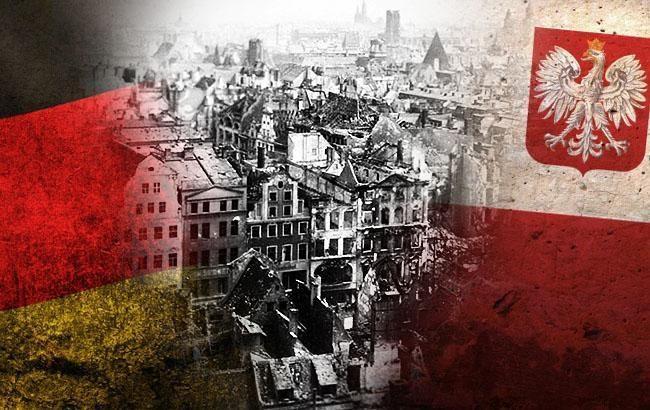 Большинство поляков считают что Германия должна выплатить компенсацию за ущерб причиненный Польше во время Второй мировой войны