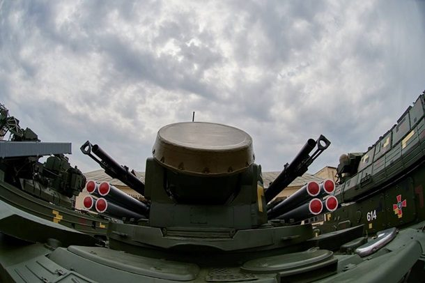 Штаб АТО: Боевики обстреливали Авдеевку неменее 9 часов