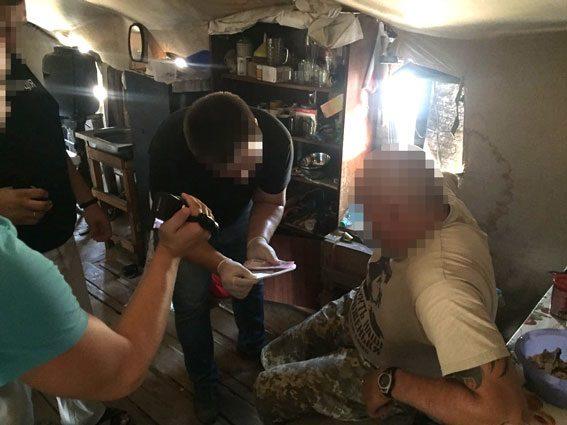 НаЛуганщине задержали офицера-вымогателя, шантажировавшего солдат отправкой нафронт