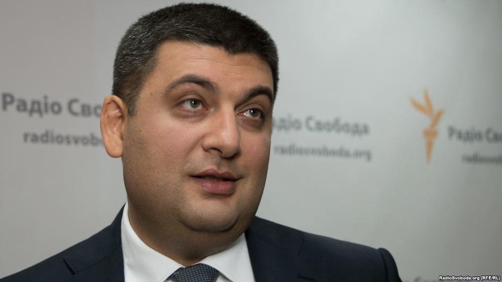 Тука рассчитывает, что законодательный проект ореинтеграции Донбасса поступит вРаду вначале осени
