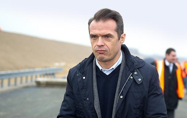 Руководитель «Укравтодора» Новак задекларировал 900 тыс. заработной платы