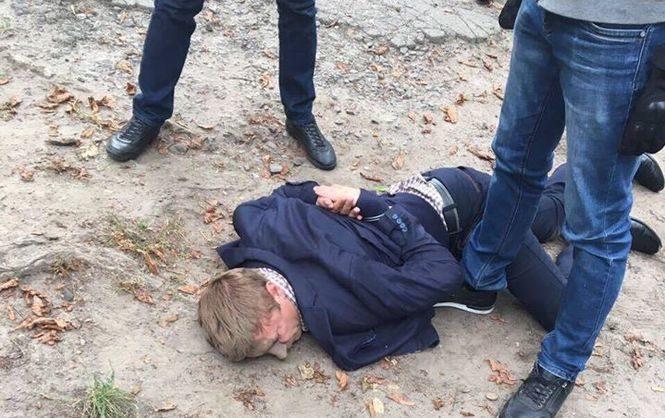 ВКиевской области депутата словили навзятке в $70 тыс.