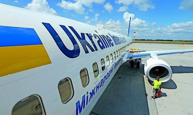 МАУ откроет первые прямые рейсы между Киевом иКаиром