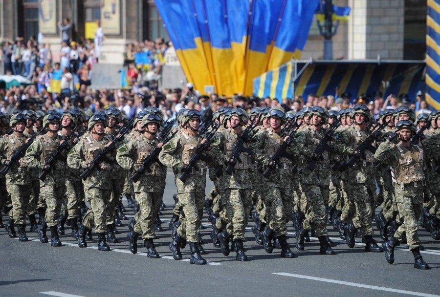 ТОП-30: Украинская армия— среди наилучших  вмире