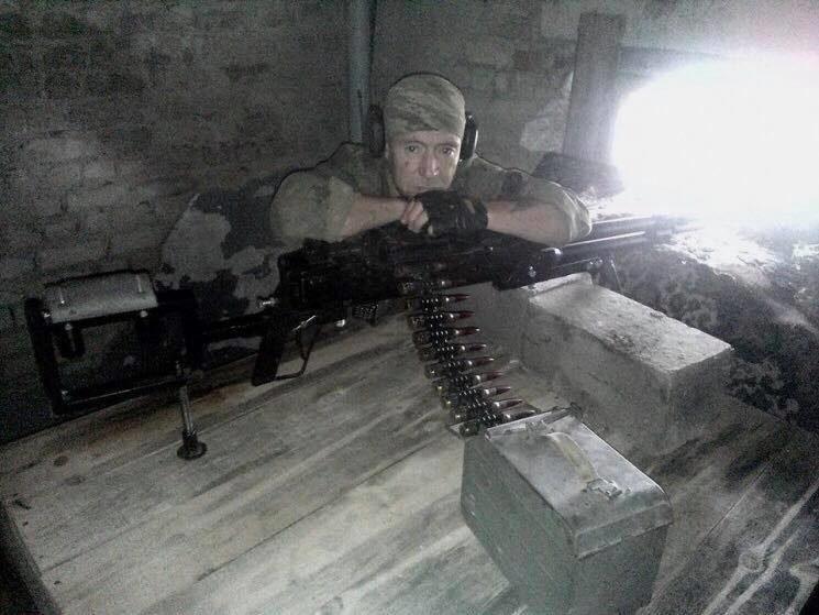 Взоне АТО, прикрывая раненых сослуживцев, умер уроженец Николавщины Геннадий Левицкий