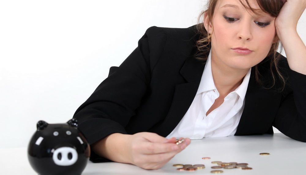 ВУкраинском государстве мужчины зарабатывают на27% больше женщин
