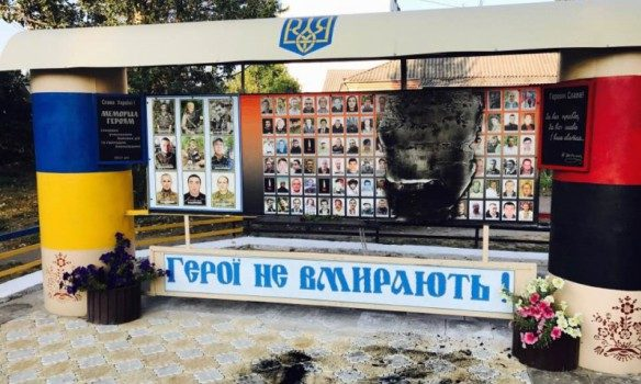 ВОдессе ночью впроцессе конфликта один изего участников бросил гранату