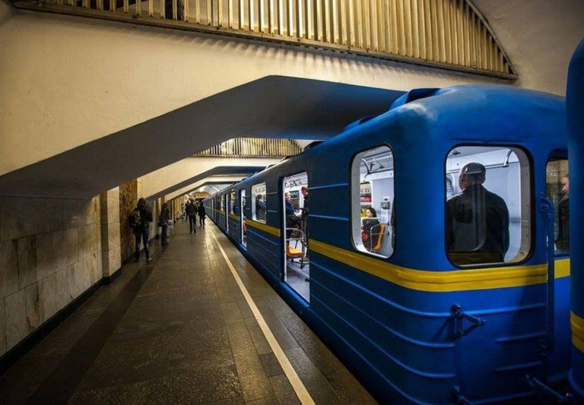 ВКиевском метро навсех станциях установят камеры, распознающие лица